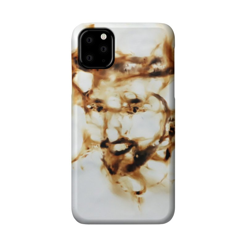 'Fazza' Fire reflection on paper by Igor Josifov Accessories Phone Case by Equity International - Arts & Culture's Artist Sho