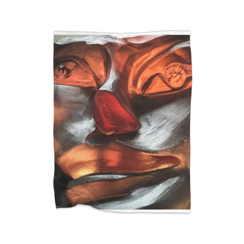 Rhubarb- Igor Josifov Home Blanket by Equity International - Arts & Culture's Artist Sho