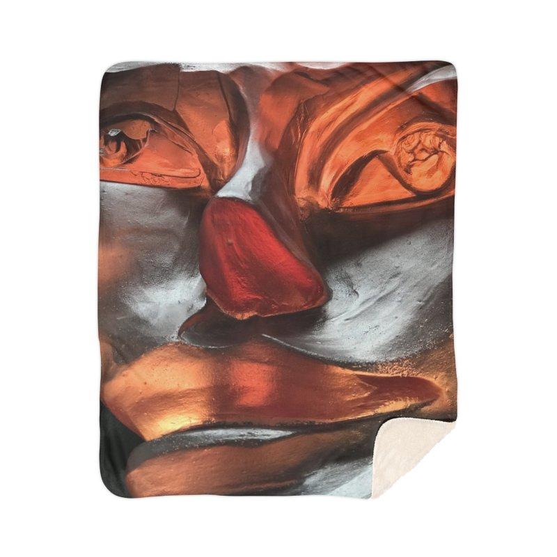 Rhubarb- Igor Josifov Home Blanket by Equity International - Arts & Culture's Artist Sho