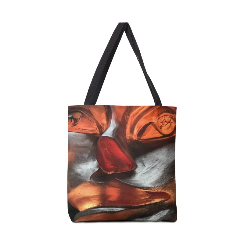 Rhubarb- Igor Josifov Accessories Bag by Equity International - Arts & Culture's Artist Sho