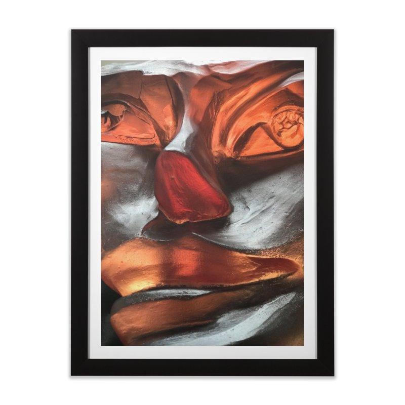 Rhubarb- Igor Josifov Home Framed Fine Art Print by Equity International - Arts & Culture's Artist Sho