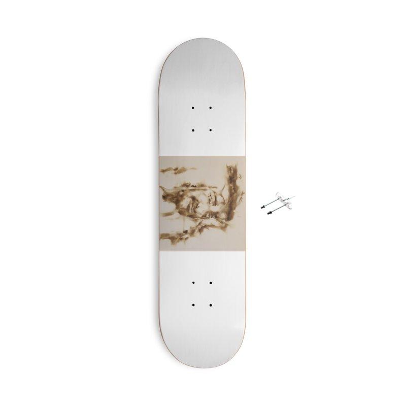 MBZ by Igor Josifov Accessories Skateboard by Equity International - Arts & Culture's Artist Sho