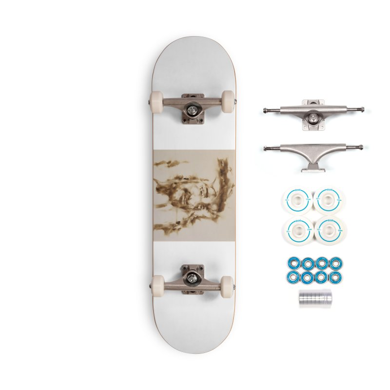 MBZ by Igor Josifov Accessories Skateboard by Equity International - Arts & Culture's Artist Sho