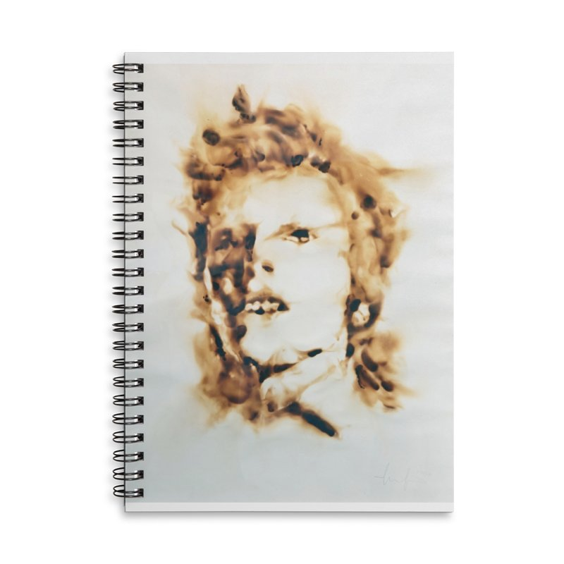 David Bowie by Igor Josifov Accessories Notebook by Equity International - Arts & Culture's Artist Sho