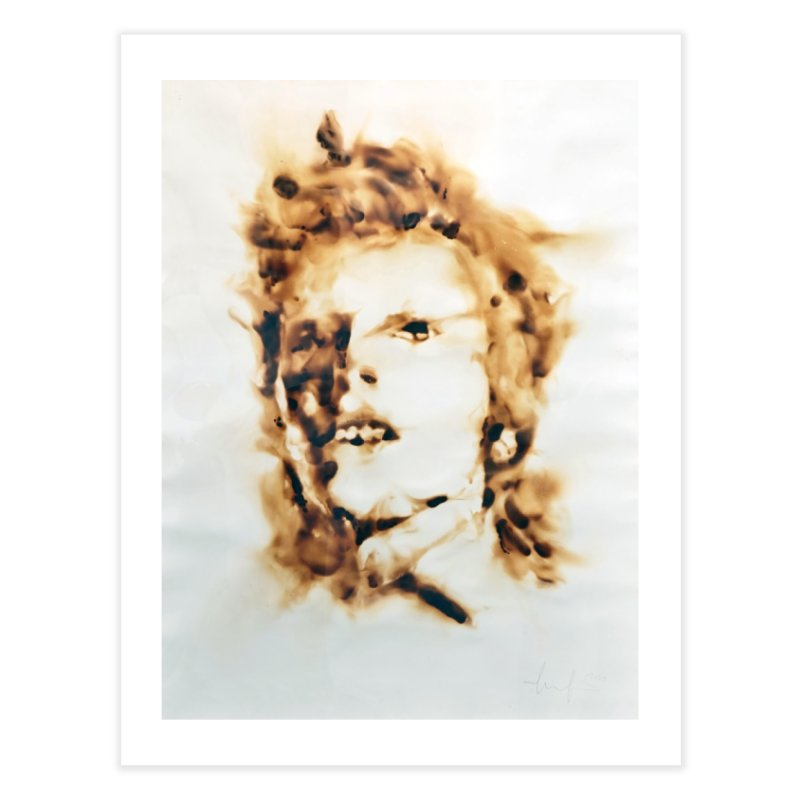David Bowie by Igor Josifov Home Fine Art Print by Equity International - Arts & Culture's Artist Sho