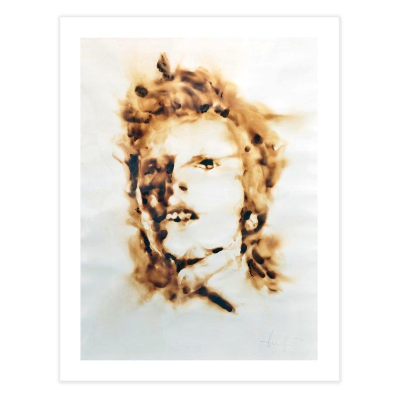 David Bowie by Igor Josifov Home Fine Art Print by Equity International - Arts & Culture's Artist Sho