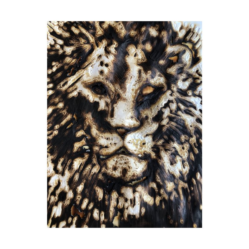 Lion - Igor Josifov Accessories Sticker by Equity International - Arts & Culture's Artist Sho