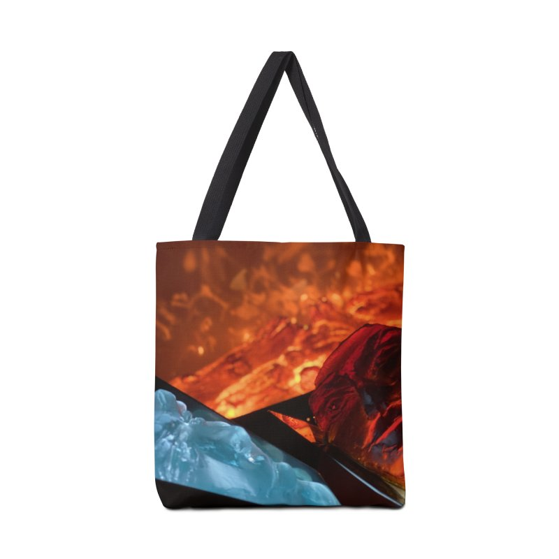 the magic of fire Accessories Bag by Equity International - Arts & Culture's Artist Sho