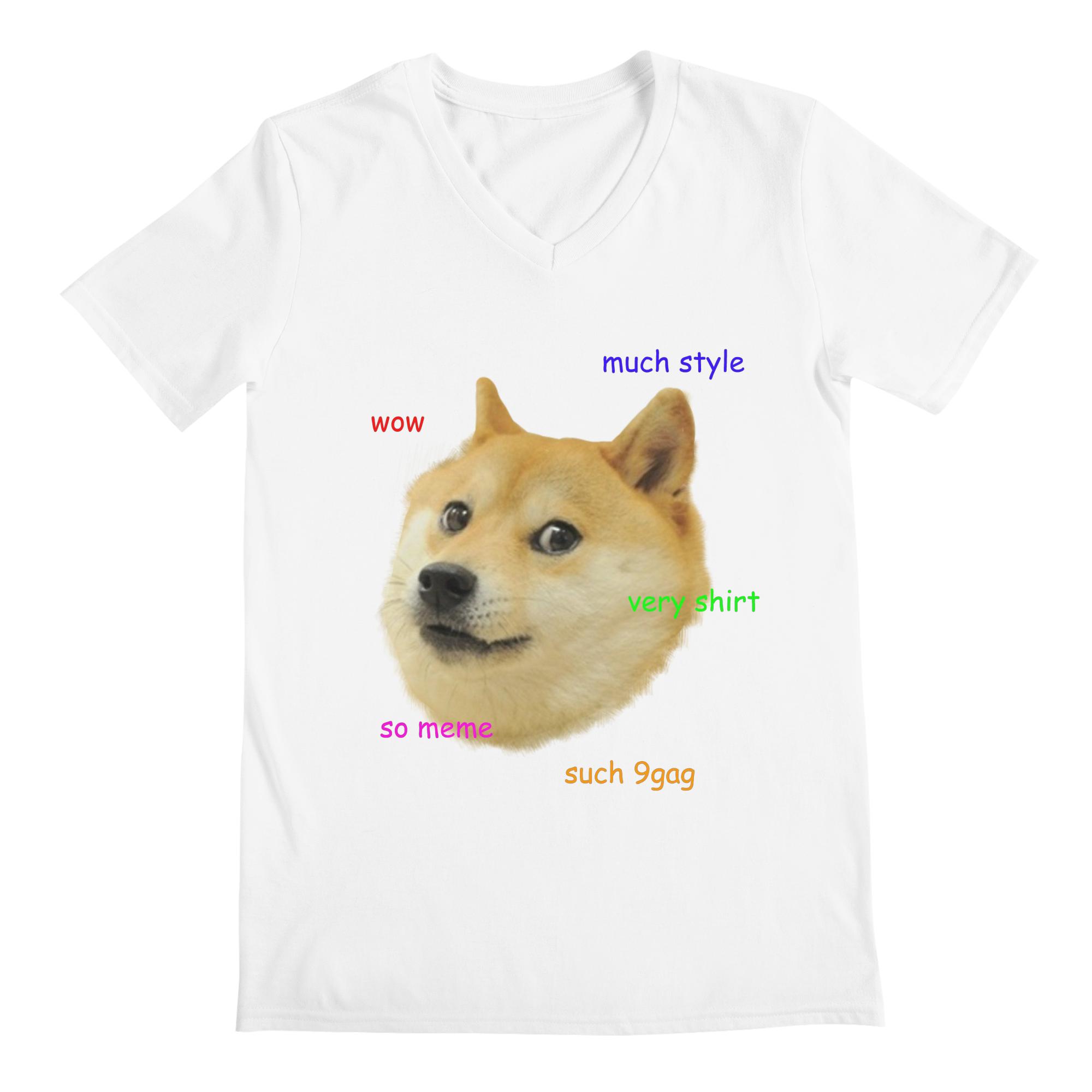 Doge Shibe Shiba Inu Meme Design