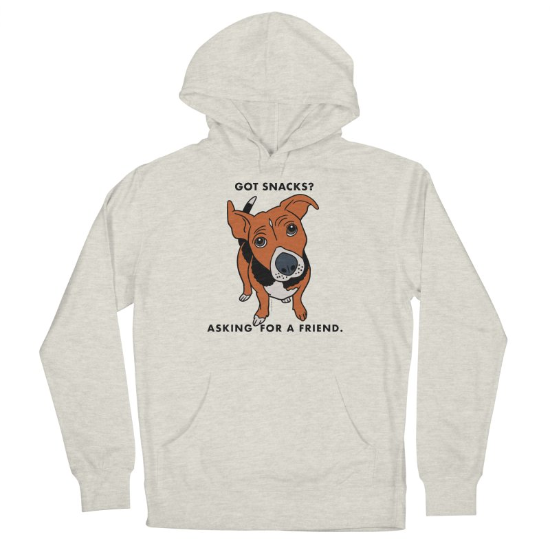 Harriet-GOT SNACKS? Men's Pullover Hoody by EricScott's Artist Shop