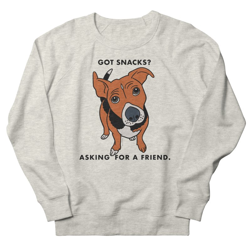 Harriet-GOT SNACKS? Women's Sweatshirt by EricScott's Artist Shop