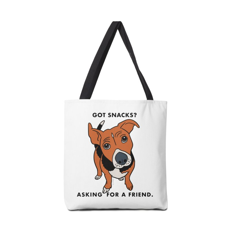 Harriet-GOT SNACKS? Accessories Tote Bag Bag by EricScott's Artist Shop