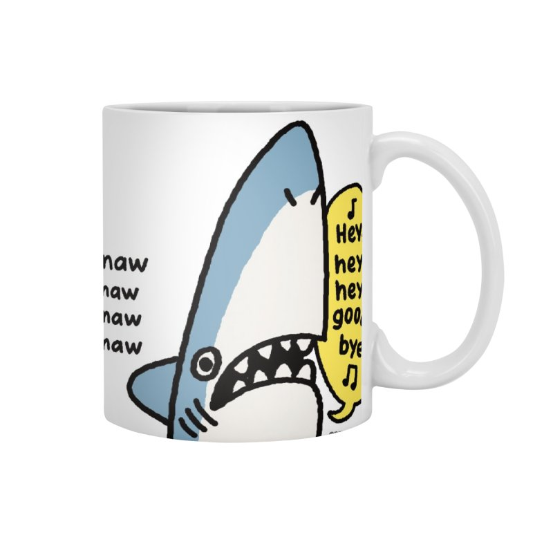 gnaw gnaw mug Accessories Mug by EricScott's Artist Shop