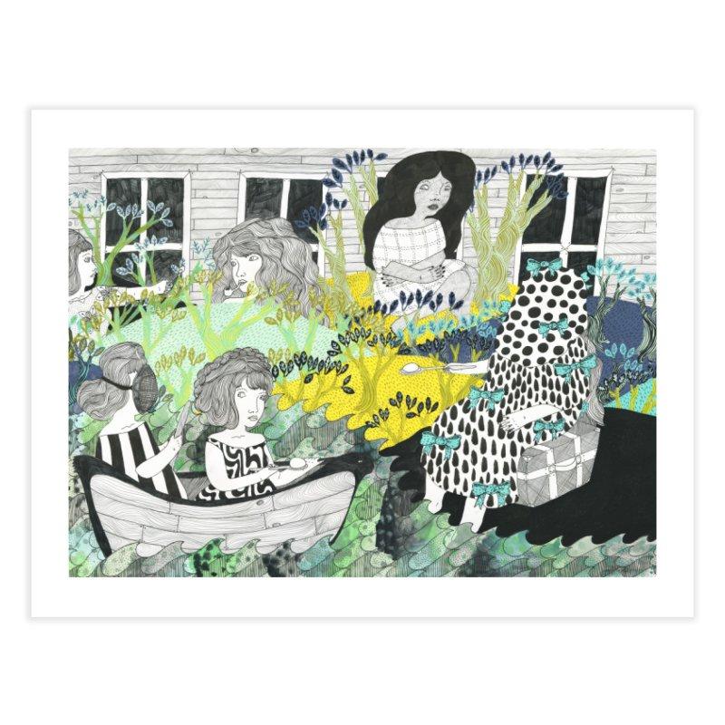 Fresh Supply Home Fine Art Print by Erika Rier Art