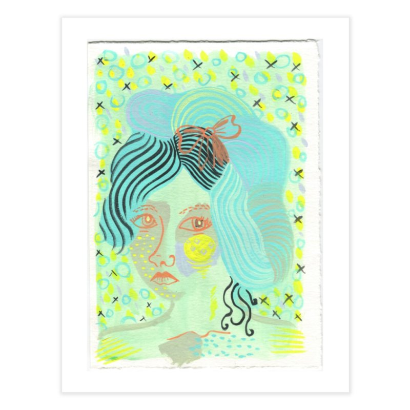 Painted Lady 1 in Fine Art Print by Erika Rier Art