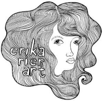 Erika Rier Art Logo