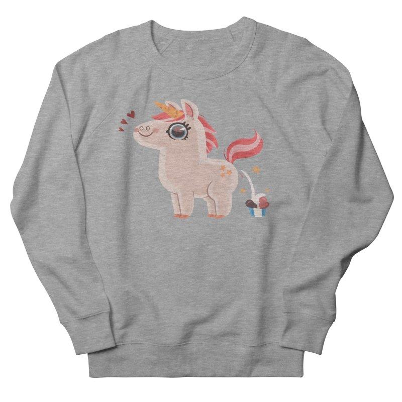 Neapolitan Unicorn Men's Sweatshirt by ErinHunting's Artist Shop
