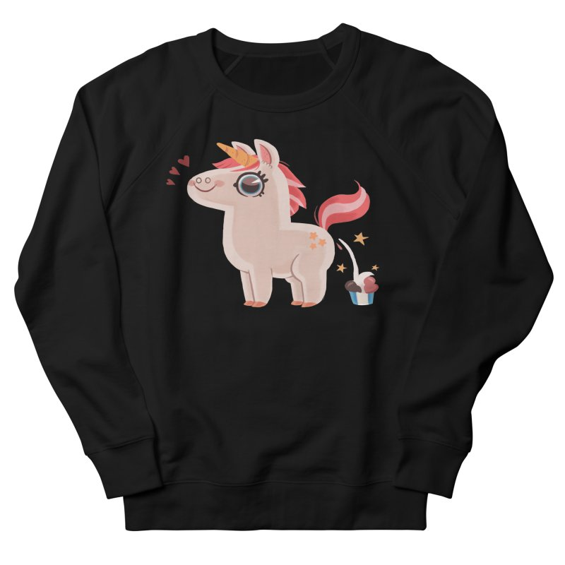 Neapolitan Unicorn Men's Sweatshirt by ErinHunting's Artist Shop