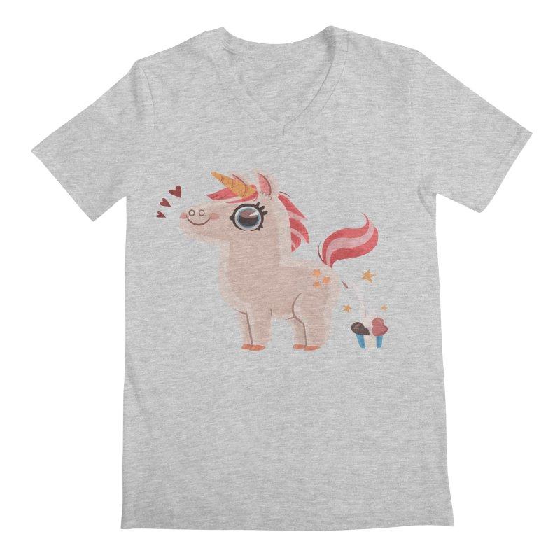 Neapolitan Unicorn   by ErinHunting's Artist Shop