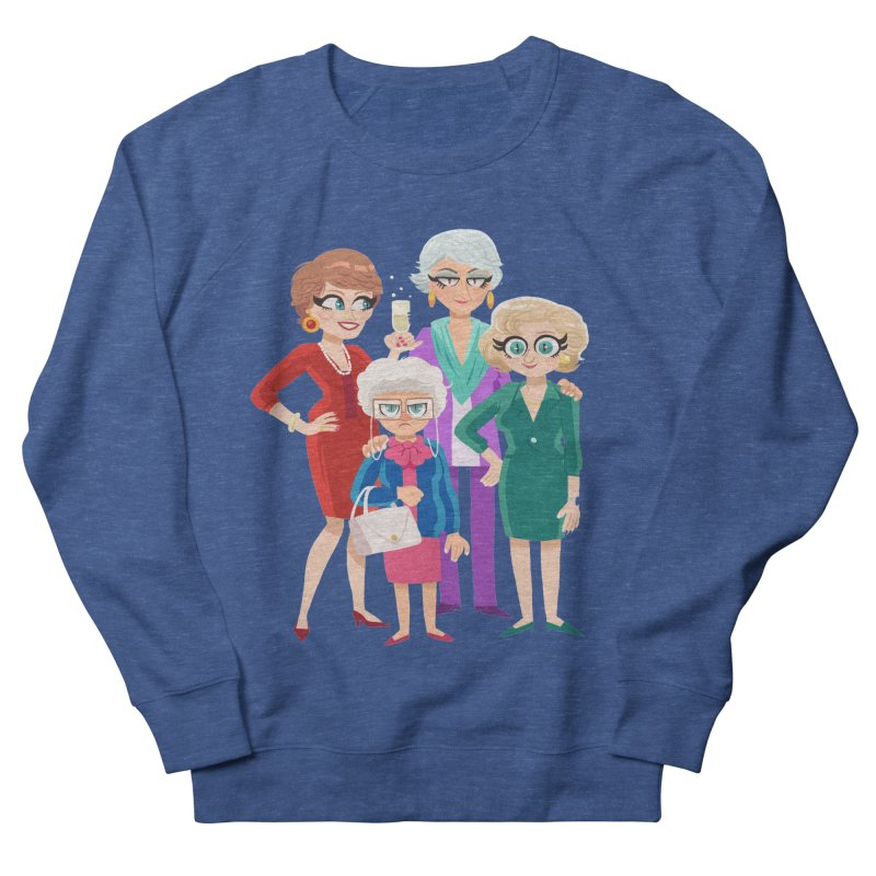 Golden Girls Women's Sweatshirt by ErinHunting's Artist Shop