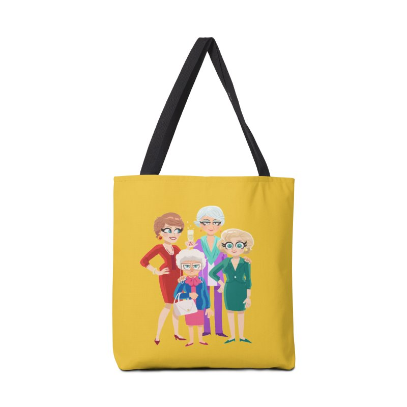 Golden Girls Accessories Bag by ErinHunting's Artist Shop