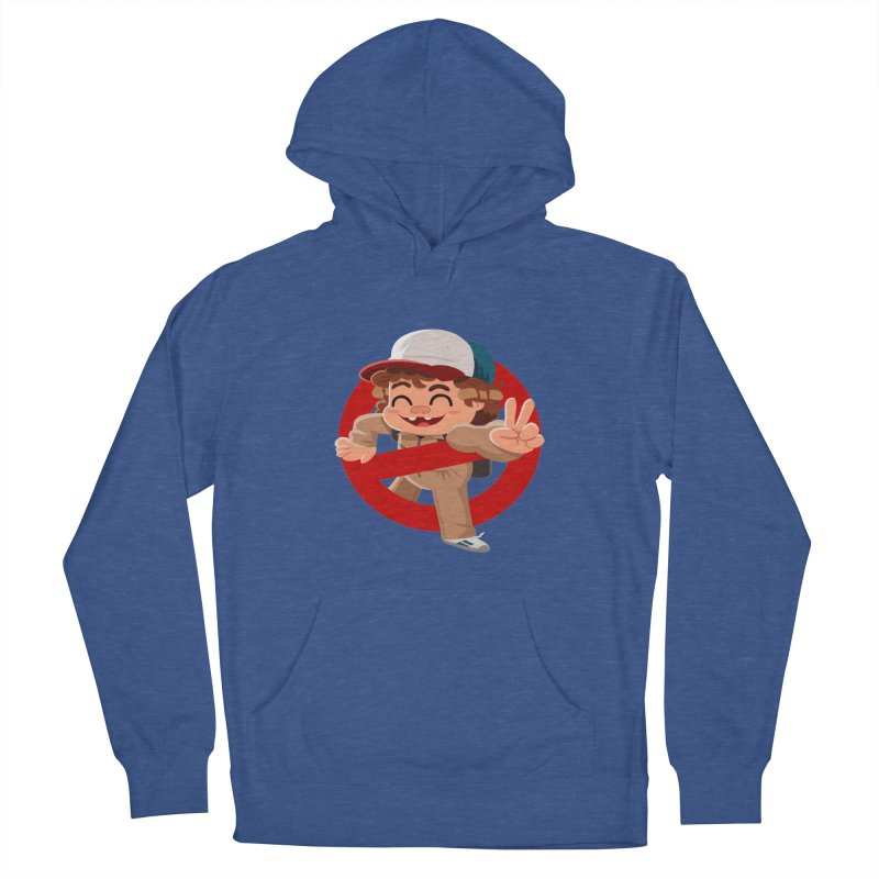 Stranger Things Two Men's Pullover Hoody by ErinHunting's Artist Shop