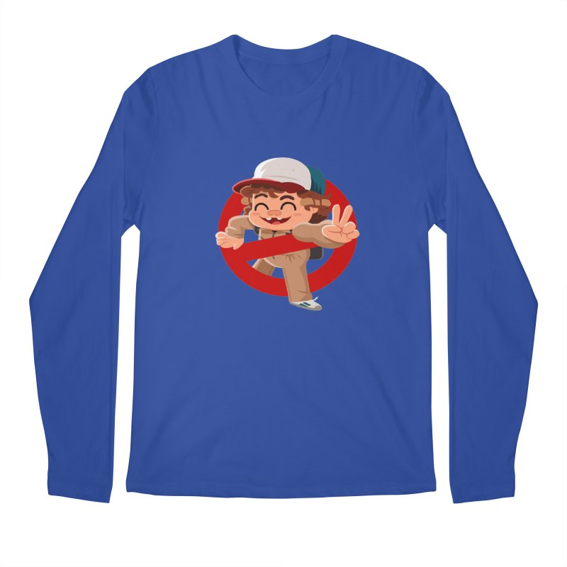 Stranger Things Two Men's Longsleeve T-Shirt by ErinHunting's Artist Shop