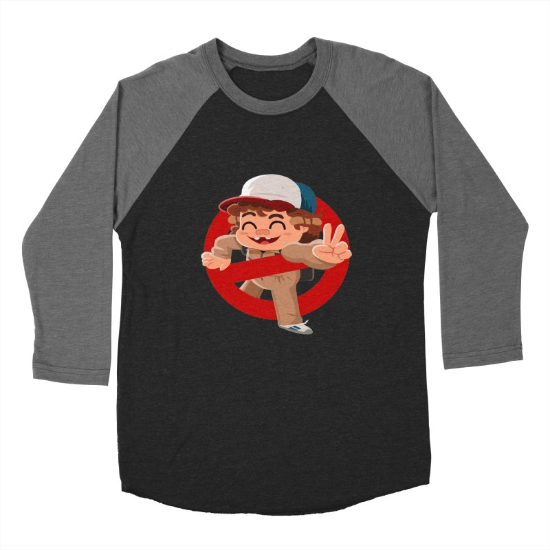 Stranger Things Two Men's Baseball Triblend T-Shirt by ErinHunting's Artist Shop