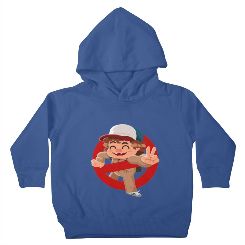 Stranger Things Two Kids Toddler Pullover Hoody by ErinHunting's Artist Shop