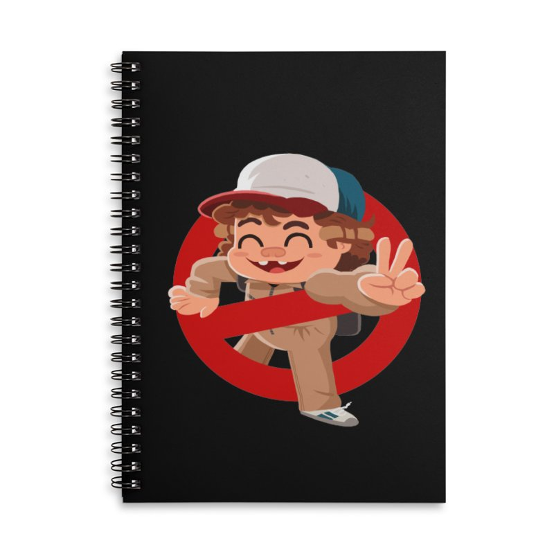 Stranger Things Two Accessories Notebook by ErinHunting's Artist Shop
