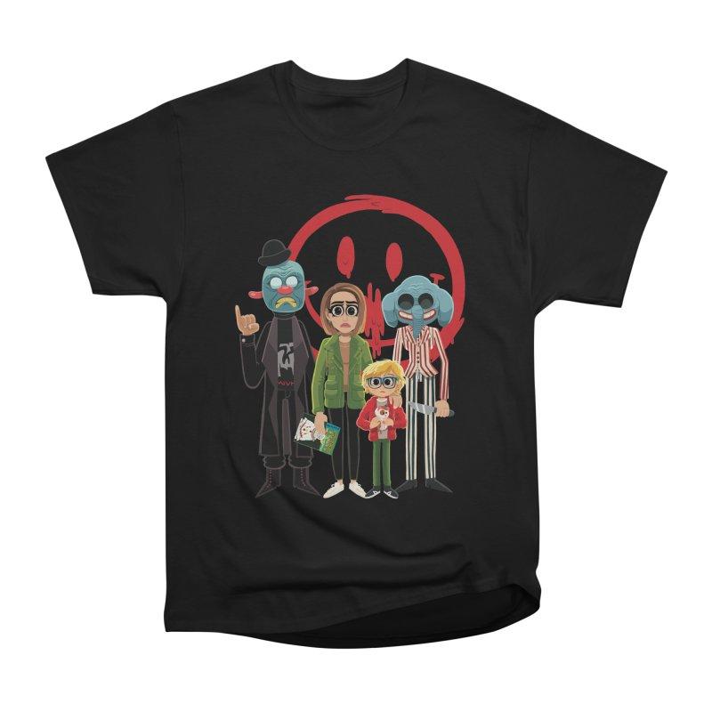 Cult Men's Heavyweight T-Shirt by ErinHunting's Artist Shop