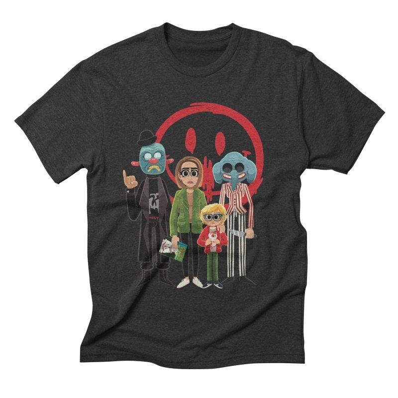 Cult Men's Triblend T-Shirt by ErinHunting's Artist Shop