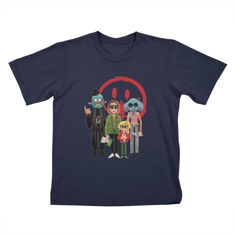 Cult Kids T-Shirt by ErinHunting's Artist Shop