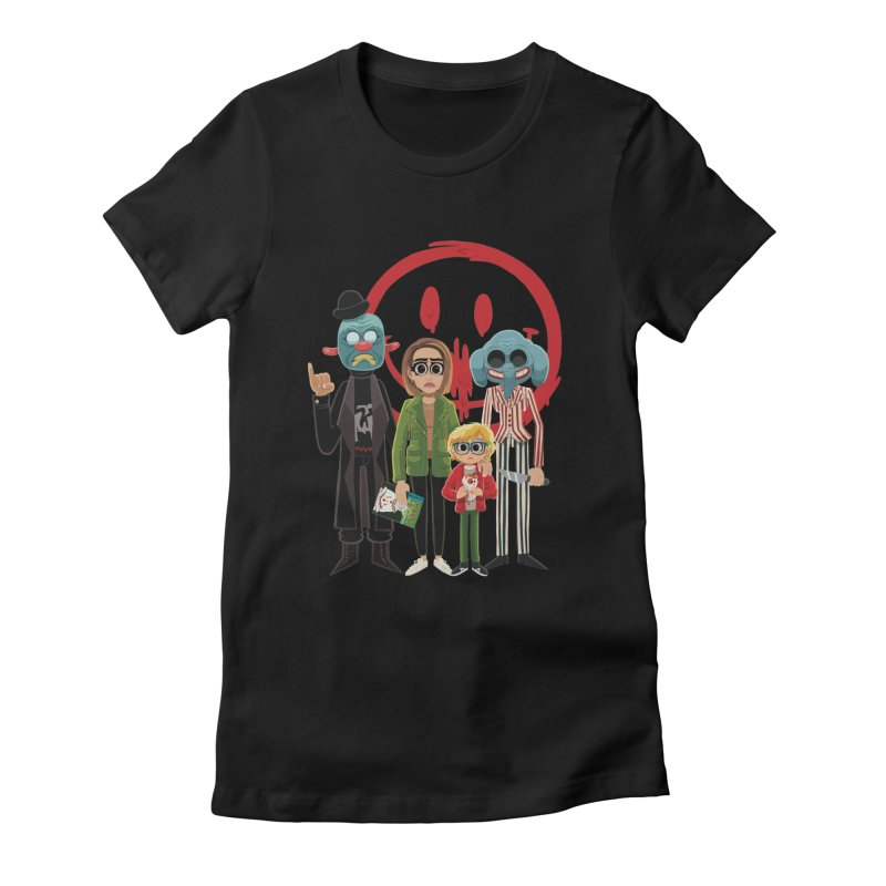 Cult Women's Fitted T-Shirt by ErinHunting's Artist Shop