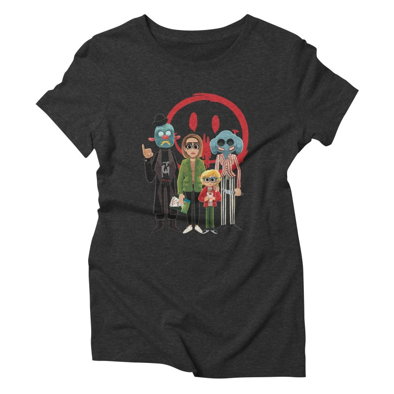 Cult Women's Triblend T-Shirt by ErinHunting's Artist Shop