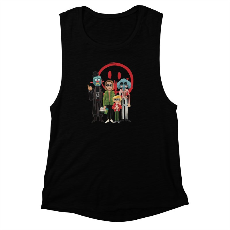 Cult Women's Muscle Tank by ErinHunting's Artist Shop