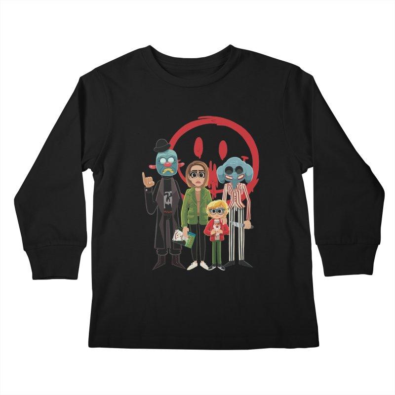 Cult Kids Longsleeve T-Shirt by ErinHunting's Artist Shop