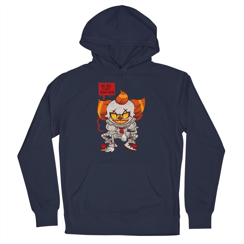 Pennywise Women's Pullover Hoody by ErinHunting's Artist Shop