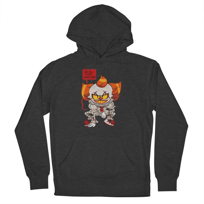 Pennywise Men's Pullover Hoody by ErinHunting's Artist Shop