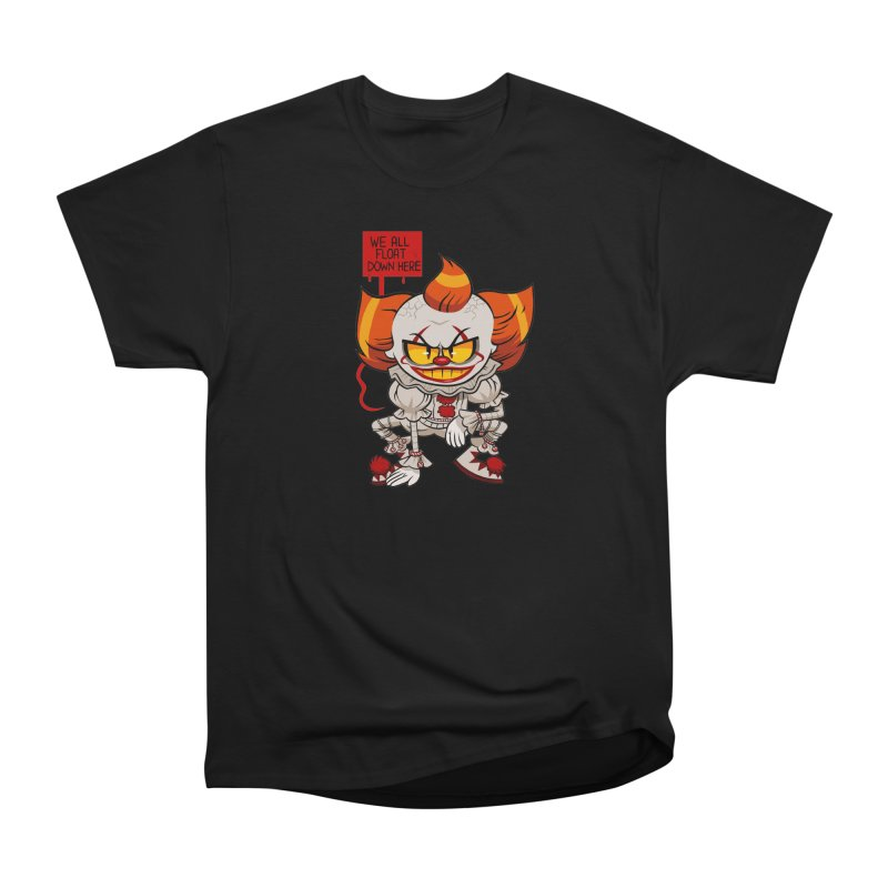 Pennywise Men's Heavyweight T-Shirt by ErinHunting's Artist Shop