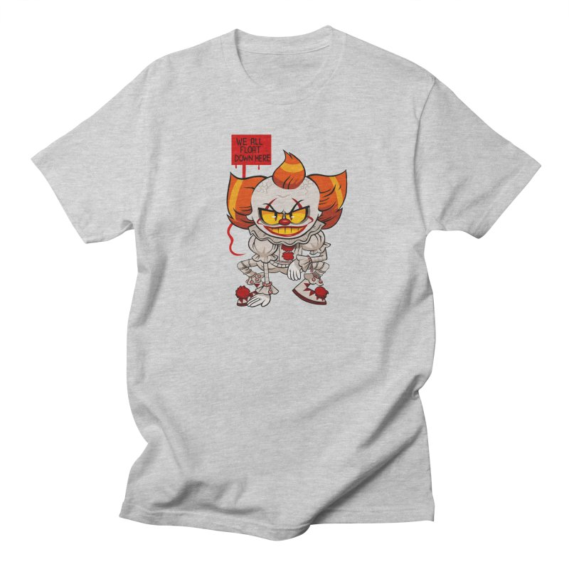 Pennywise Women's Unisex T-Shirt by ErinHunting's Artist Shop