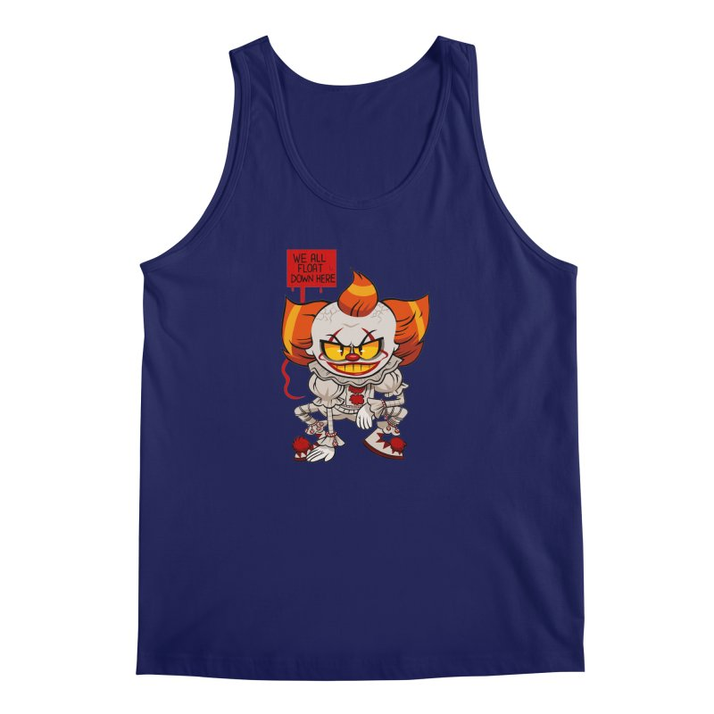 Pennywise Men's Tank by ErinHunting's Artist Shop