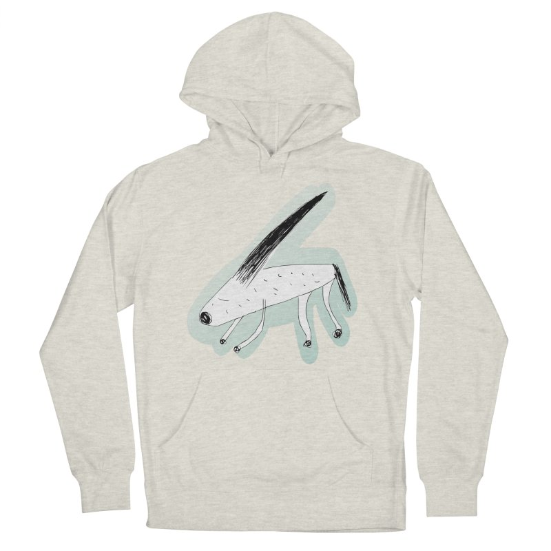 meonk Men's French Terry Pullover Hoody by errithethird