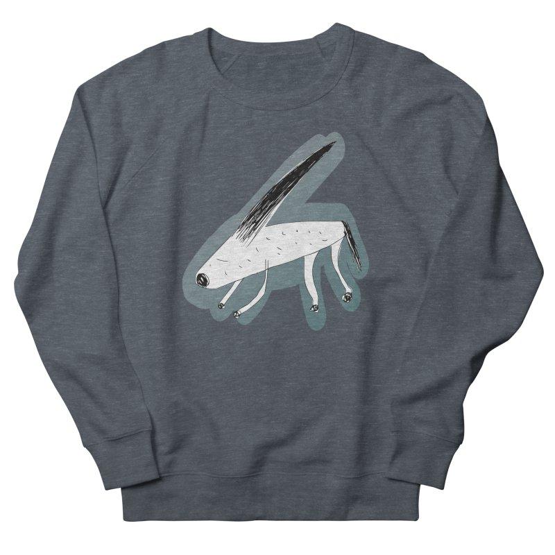 meonk Women's French Terry Sweatshirt by errithethird