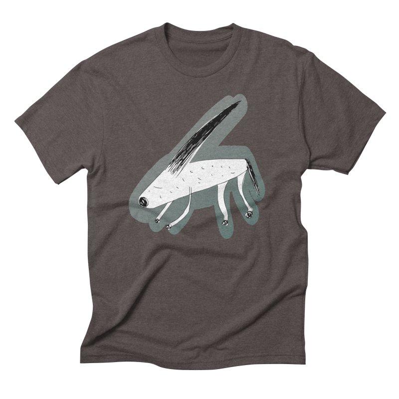 meonk Men's Triblend T-Shirt by errithethird