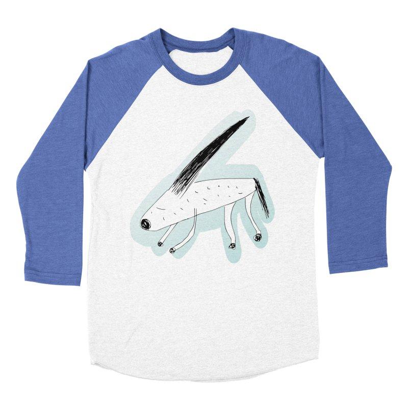 meonk Men's Baseball Triblend T-Shirt by Errithethird