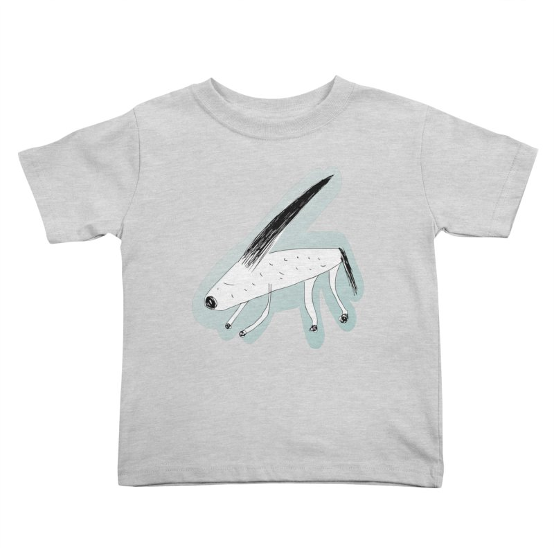 meonk Kids Toddler T-Shirt by errithethird