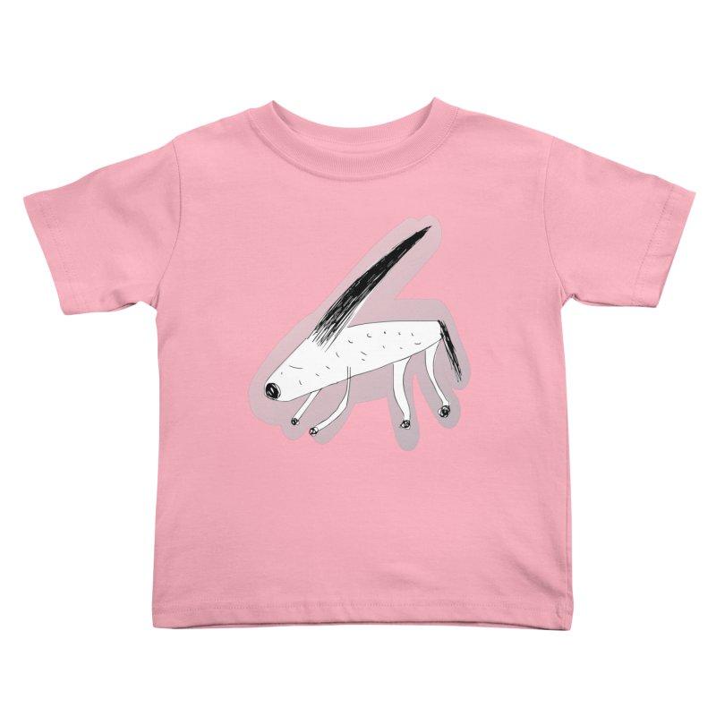 meonk Kids Toddler T-Shirt by Errithethird