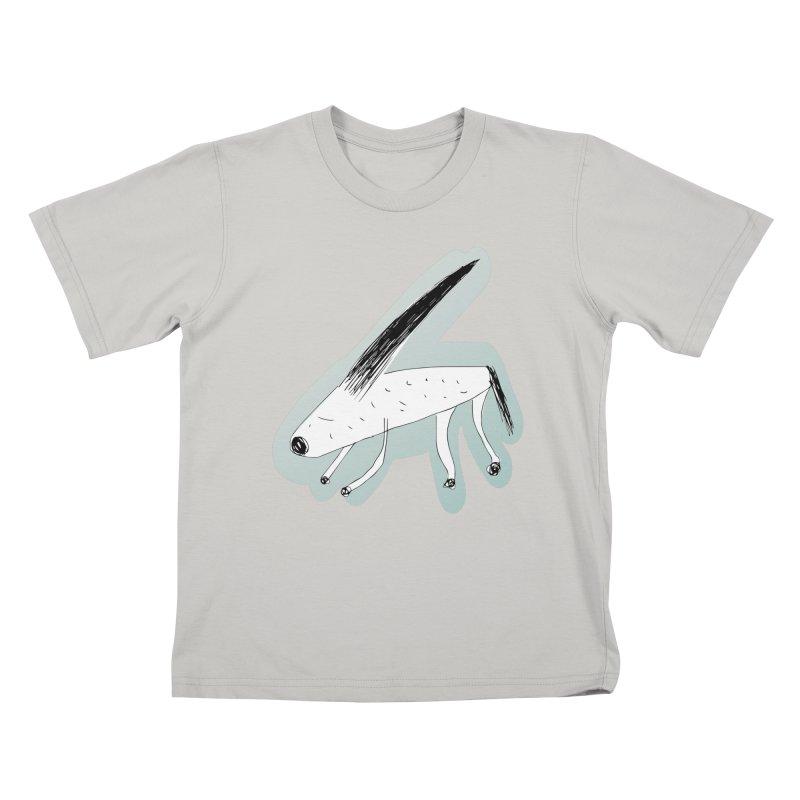 meonk Kids T-shirt by Errithethird