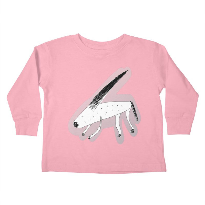 meonk Kids Toddler Longsleeve T-Shirt by errithethird